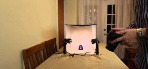 Utrustning för bra fotografier